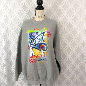Disney World 100 Years of Magic Sweatshirt